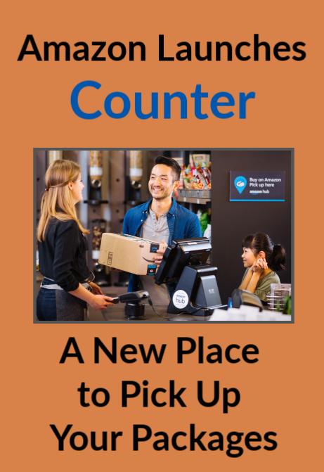 Amazon Counter Delivery Rite Aide