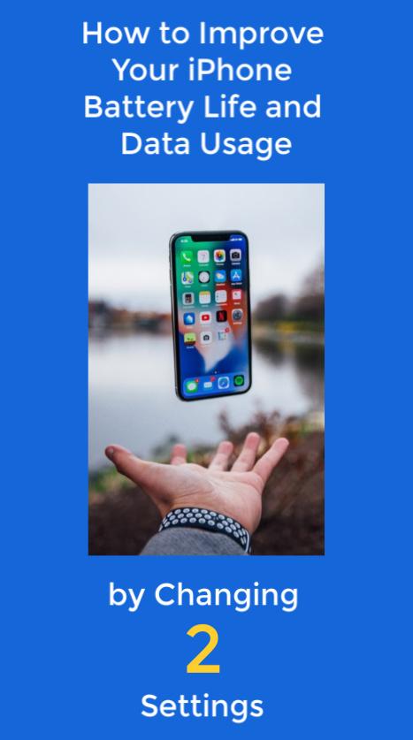 Optimize iPhone App Settings