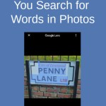 Google Photos Now Lets You Search for Words in Photos