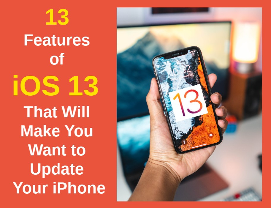 New iPhone Features in iOS 13