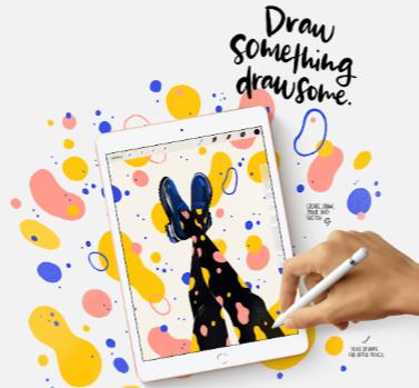 Apple iPad Fall 2019