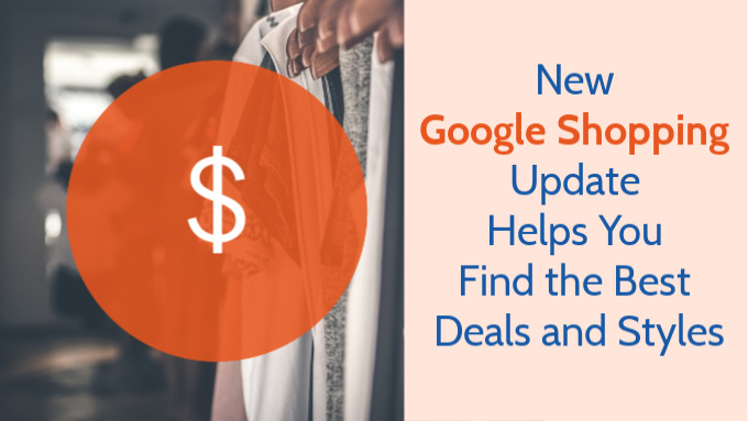 Google Shopping Features
