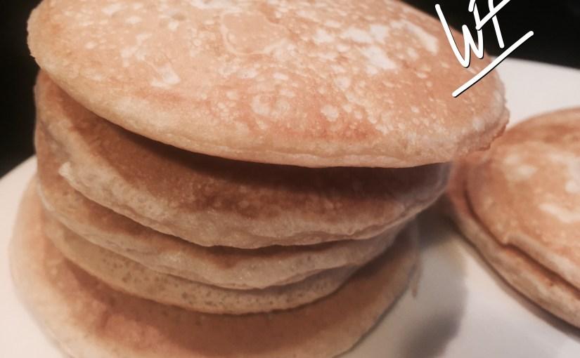 Les Pancakes sucrés ultra moelleux de Martha STEWART