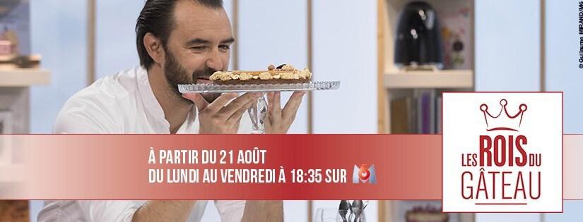 Ma participation à l'émission LES ROIS DU GATEAU de Cyril LIGNAC