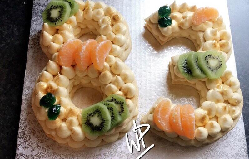 Number Cake Ou Gâteau Chiffre Au Companion Ou Pas La Cuisine De