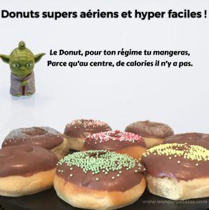 Donuts super faciles