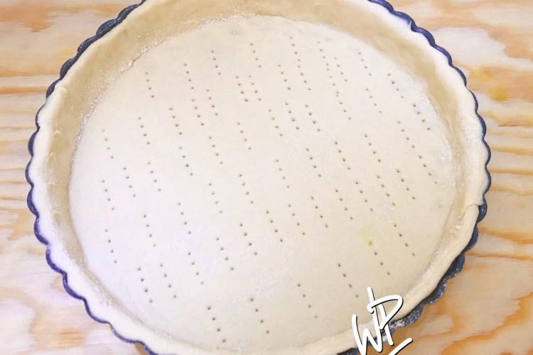 pâte brisée simple