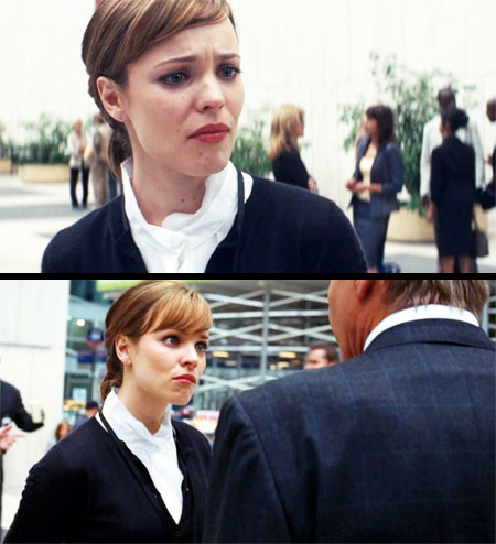 Fashion {& Grace) Icon: Rachel McAdams a la 'Morning Glory'