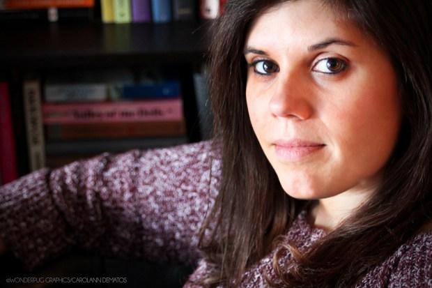 Portraits of Christina DeMatos [Sister-in-Law and Friend]   ©Carolann DeMatos/Wonderpug Graphics