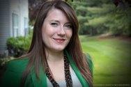Portraits of Jennifer M. Burke by Carolann DeMatos of Wonderpug Graphics