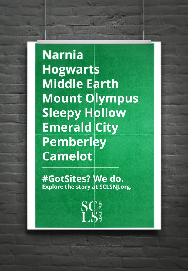 Explore the Story Literacy Campaign: #GotSites by Carolann DeMatos of Wonderpug Graphics