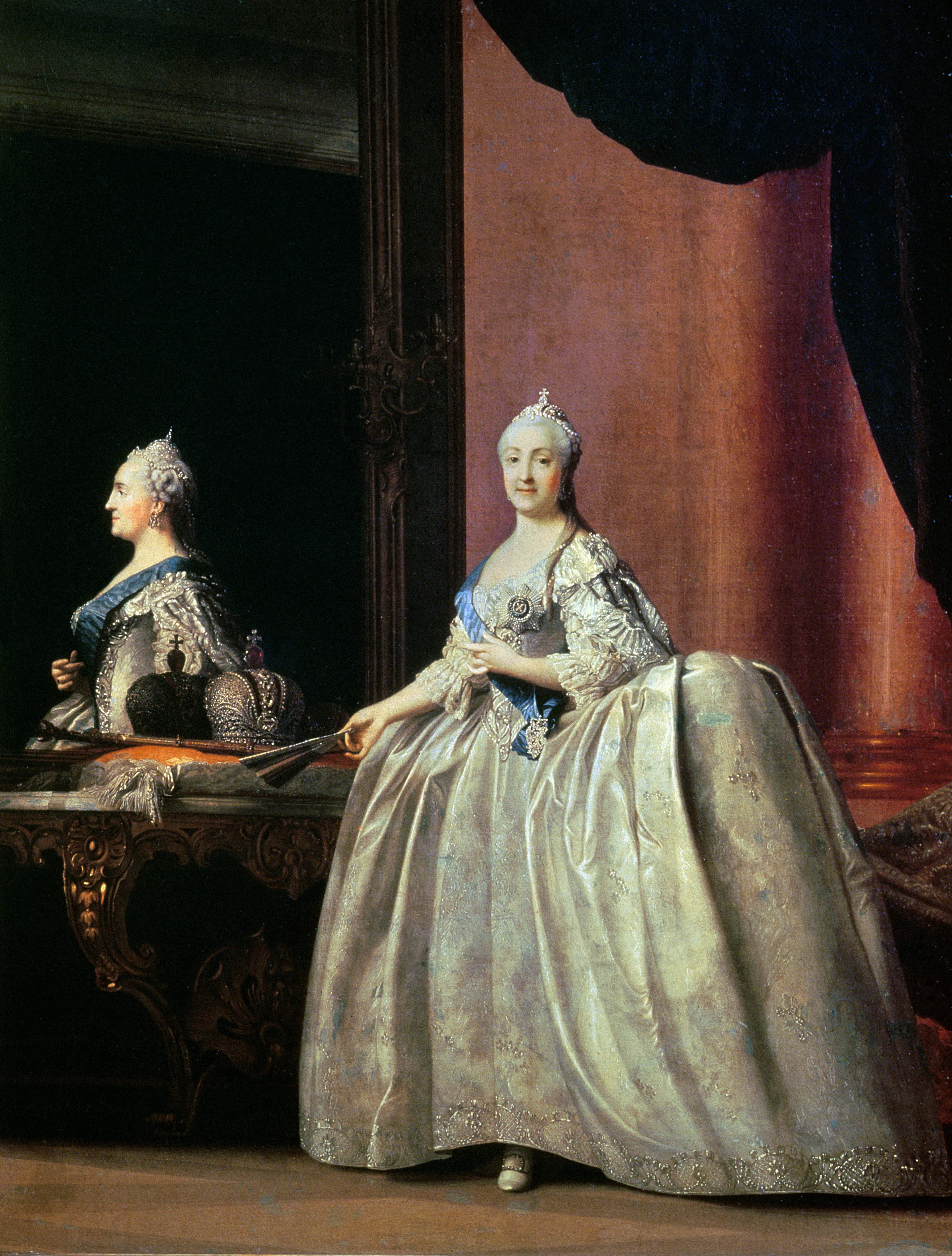 Bibliophilia The Extraordinary Library Of Catherine The Great