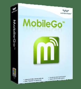 Wondershare MobileGo new