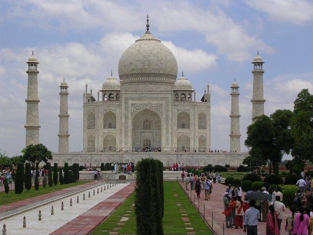 Taj Mehal of Agra