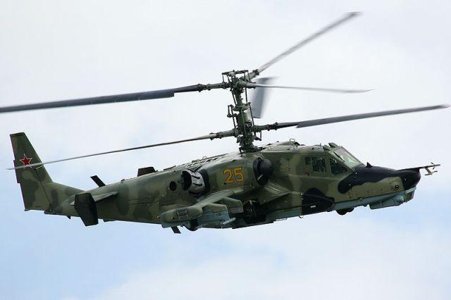 Kamov KA-50/KA-52