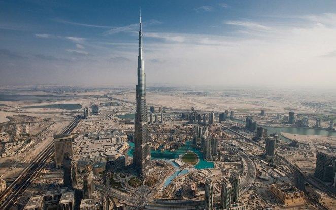 Burj Khalifa – UAE
