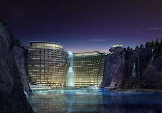 Songjiang Hotel – China