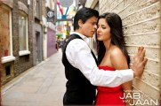 11. Jab Tak Hai Jaan Budget- INR600 million, Gross- 241c, India: 161c, Overseas: 80c. Jab Tak Hai is a 2012 Indian romantic drama film directed by Yash Chopra and written and produced by Aditya Chopra under their production banner, Yash Raj Films. It features Shahrukh Khan, Katrina Kaif and Anushka Sharma in lead roles.