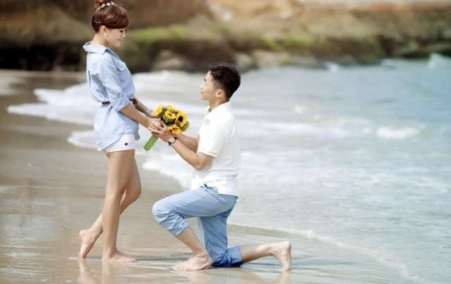 propose a girl for marriage