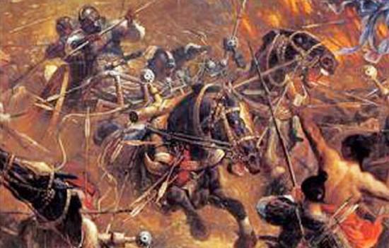An Lushan Rebellion
