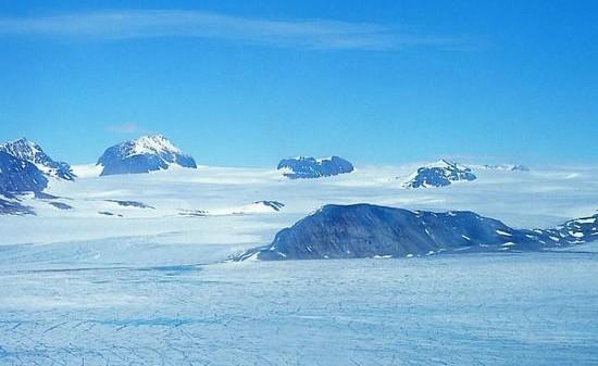 Eismitte - Greenland