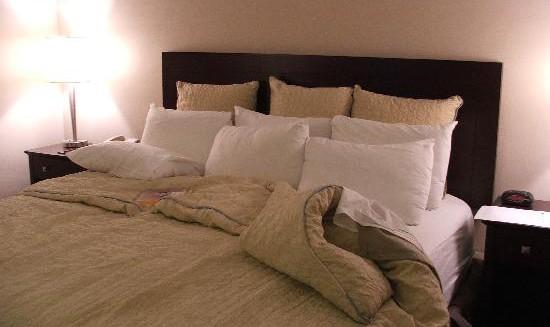 Get Comfortable for sleep better