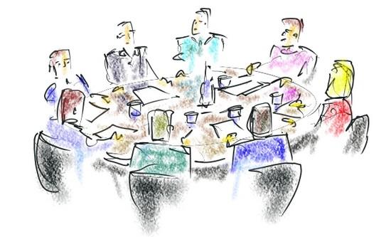 Meetings Peoples