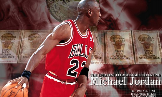 Michael jordan the greatest player of all time