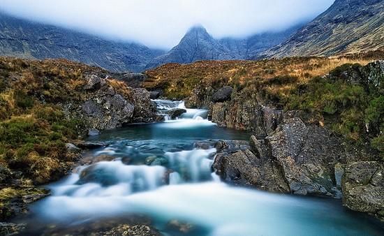 The Fairy Pools on the Isle of Skye - Scotland