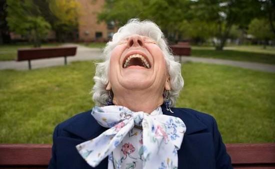 Laughter Reduces Depression