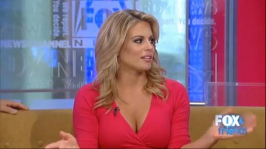 Courtney Friel Hottest Women News Anchors