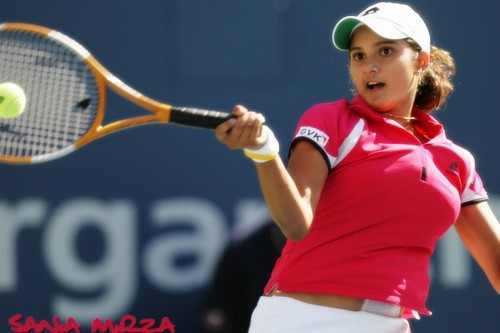Sania Mirza hottest female tennis players