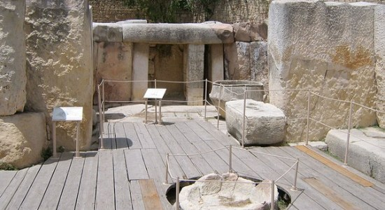 Tarxien temple Oldest Buildings
