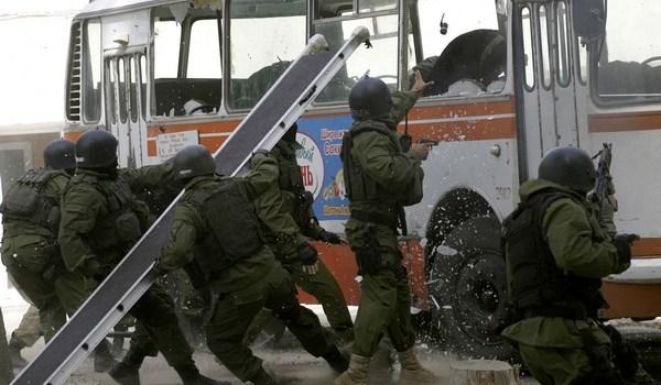 terrorist situation in Turkmenistan