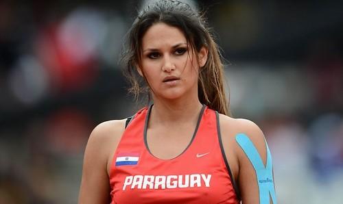 Leryn Franco Stylish Female Athletes of All Time