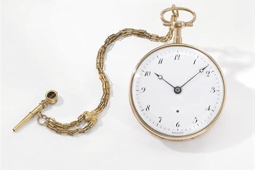Brequet Pocket Watch 1970 BA/12 - $734,000