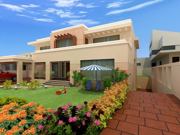 home design ideas Home Exterior Designs - Top 10 Modern Trends