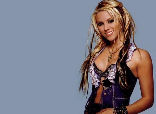 Shakira Attractive Female Celebrities