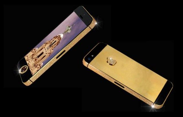 Black Diamond iPhone 5 - $15.3 million