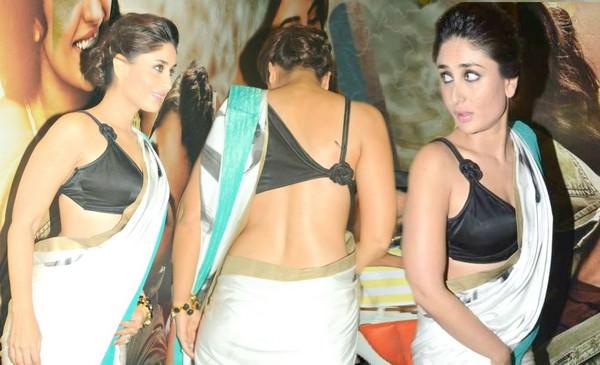Kareena Kapoor Hot In Bikini Blouse