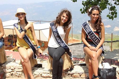 Lebanese Girls