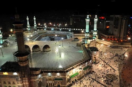 Al Haram Mosque - Macca, Saudi Arabia