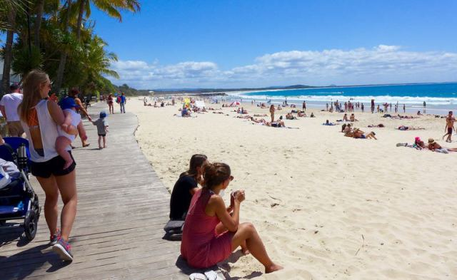 Noosa Main Beach, Sunshine Coast