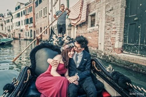 Romantic Place Venice