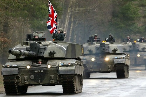10 Most Powerful Militaries in The World