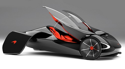 Concept Cars by Mclaren