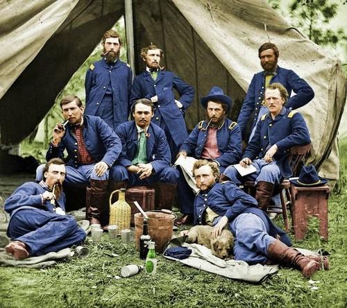 General Custer American Civil War