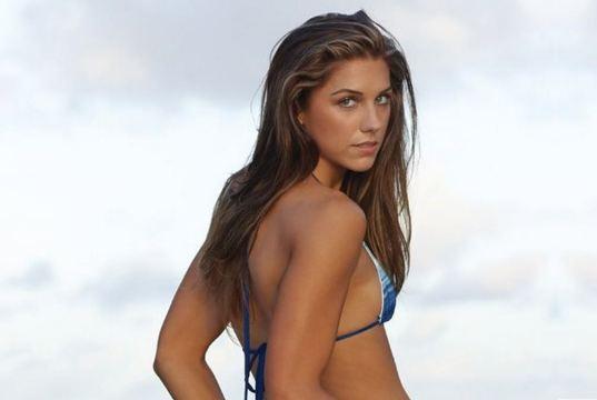 Hottest Female American Athletes