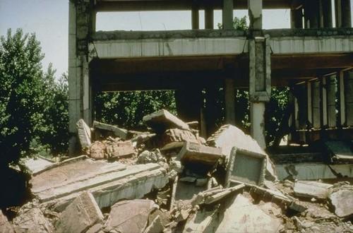 1976 – Tangshan Earthquake