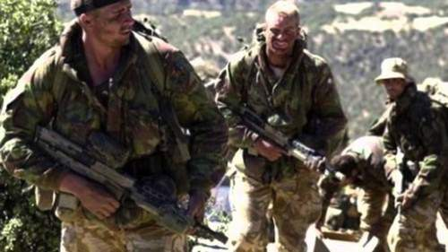 Special Boat Service - UK